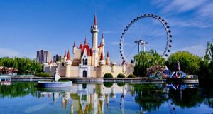 Five Unusual Theme Parks in Asia
